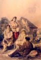 Preziosi - Ţărănci din Argeş, 1869.jpg