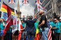 Pride in London 2016 - Sadiq Khan greets the flag bearers before the parade.png