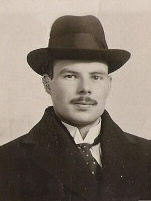 Constantin Karadja - Prince Constantin Karadja in 1916