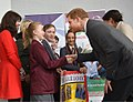 Prince Harry and Ms Markel attend 'Amazing The Space' event (40927597452).jpg