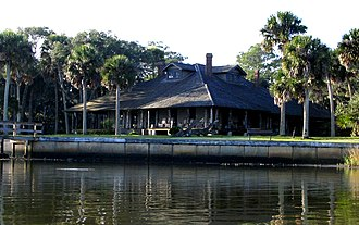 National Register of Historic Places listings in Flagler County, Florida - Image: Princess Place Preserve