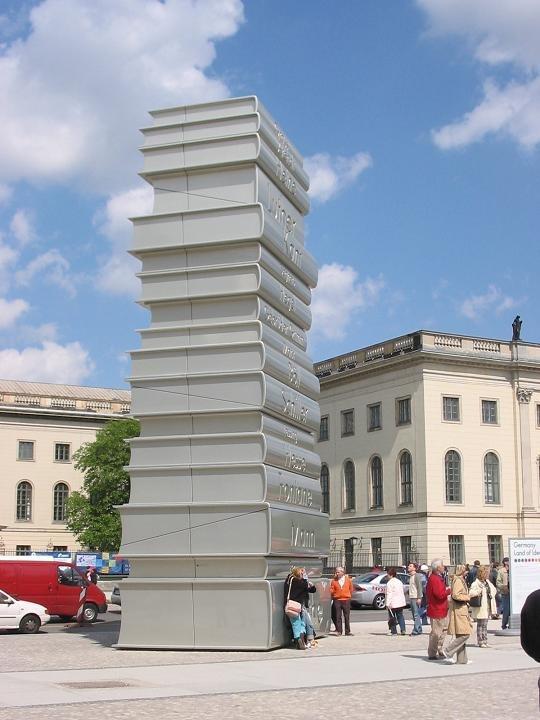 Printing2 Walk of Ideas Berlin