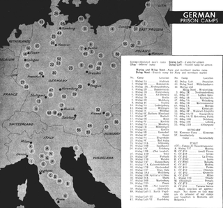 German prisoner-of-war camps in World War II