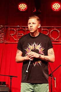 Professor Green English rapper and singer-songwriter
