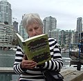 Professor Judith H. Myers at Granville Island, Vancouver, British Columbia.jpg