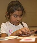 Program encourages Smart-Girl mentality during retreat 140816-M-OB827-012.jpg