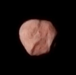Proteus (moon) - Image: Proteus Color