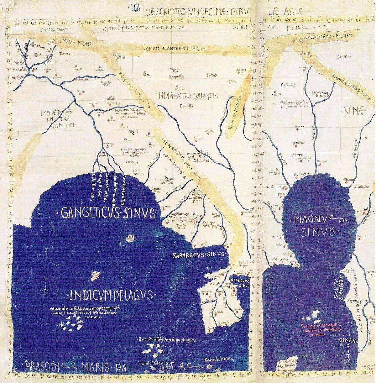 cartography of india wikipedia