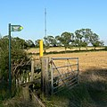 Public Footpath to Billesdon - geograph.org.uk - 522689.jpg