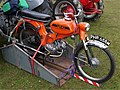 Puch moped, pity it stayed on the trailer - Flickr - mick - Lumix.jpg