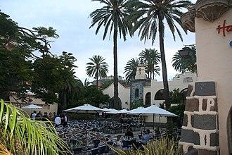 Las Palmas - Plaza del Pueblo Canario, Nestor Museum