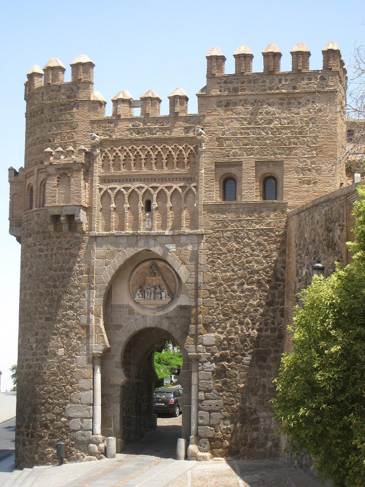 Puerta del sol toledo wikipedia la enciclopedia libre for Puerta del sol