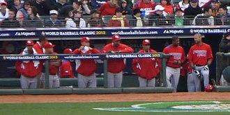 Puerto Rico national baseball team - Puerto Rico national team at the 2013 World Baseball Classic