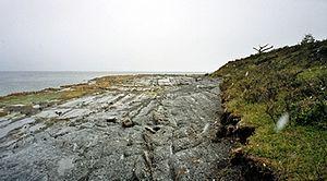 Puerto del Hambre - The coast near Puerto Hambre.