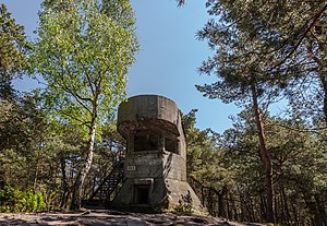Hel Fortified Area - Another observation tower
