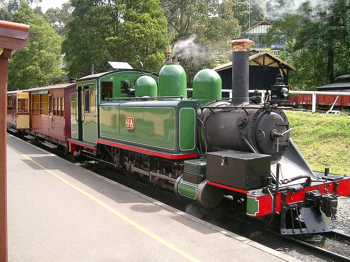 Puffing Billy Railway Wikipedia