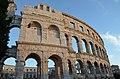 Pula Arena, Roman Amphitheatre, Colonia Pietas Iulia Pola Pollentia Herculanea, Histria (10384391413).jpg