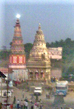 Bhima River - Temples on the bank of Bhima in Pandharpur