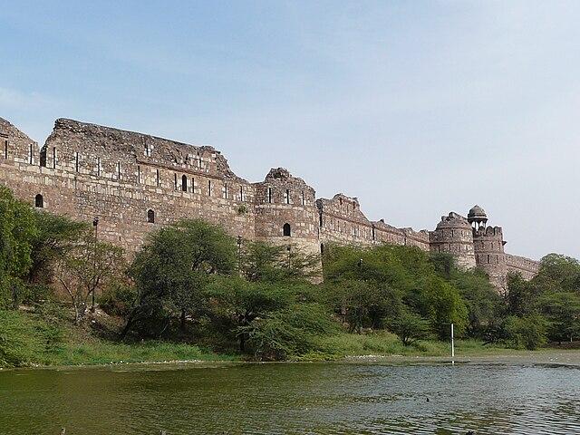Purana Qila (Fuerte Viejo)