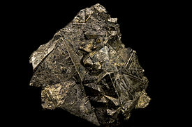 Image illustrative de l'article Pyrite