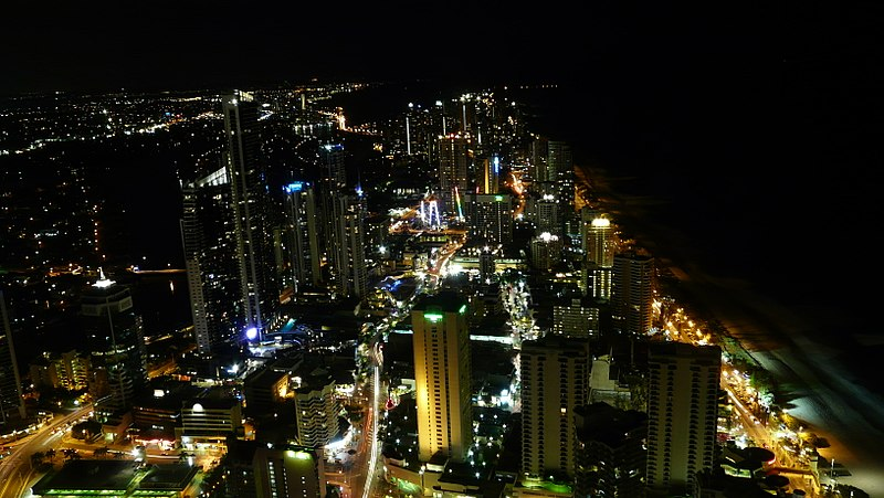 gold coast australia time. Re: Q1 Tower Gold Coast,