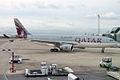 Qatar Airways, A7-ACB, Airbus A330-202 (16270823439).jpg