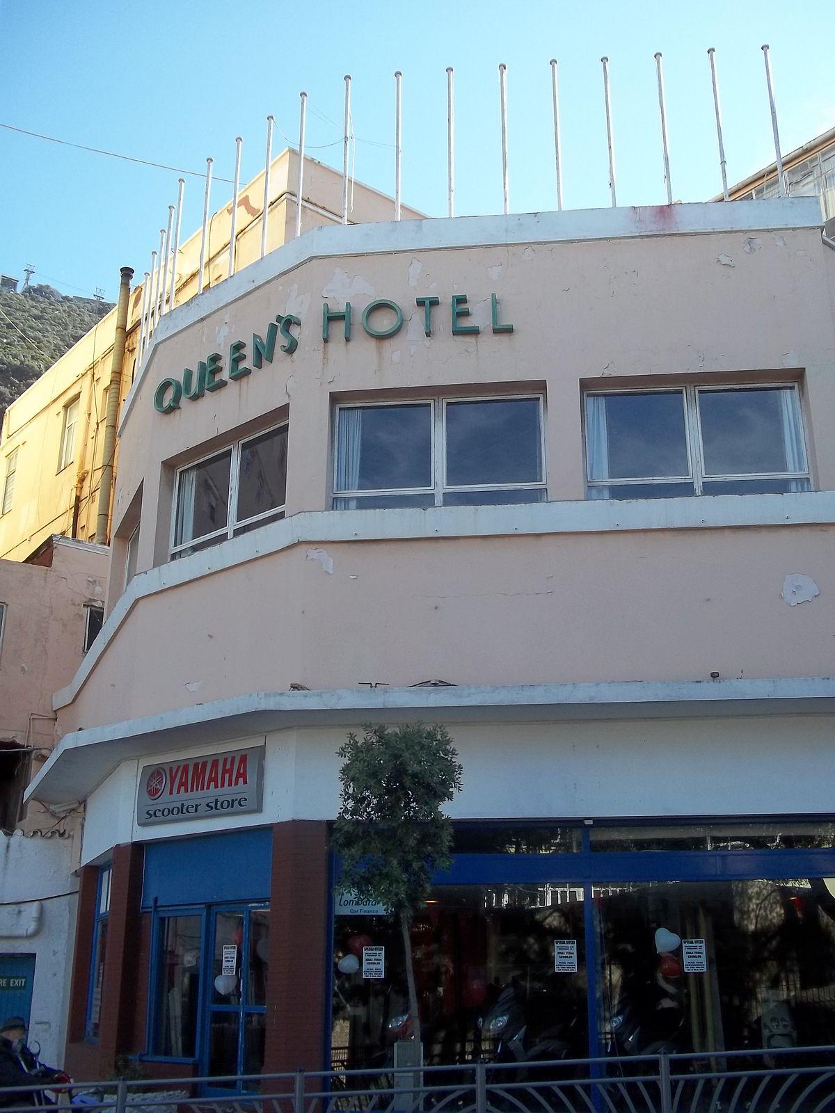 queen u0026 39 s hotel  gibraltar