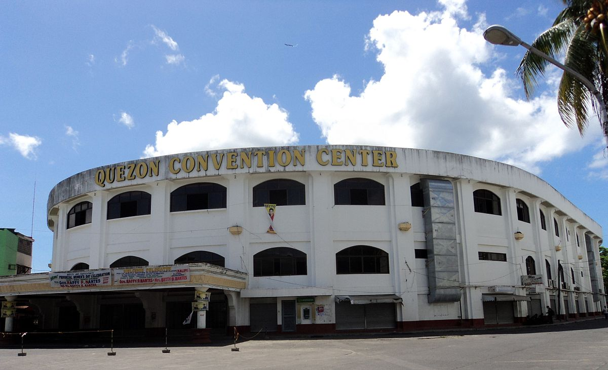 Quezon Convention Center - Wikipedia