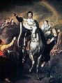 Rückkehr von Friedrich Wilhelm III. als Sieger aus den Befreiungskriegen.jpg
