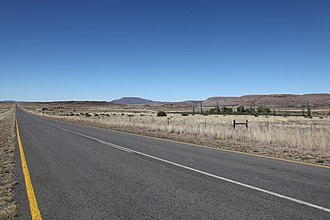 Stormberg Mountains - Image: R56 Road 001