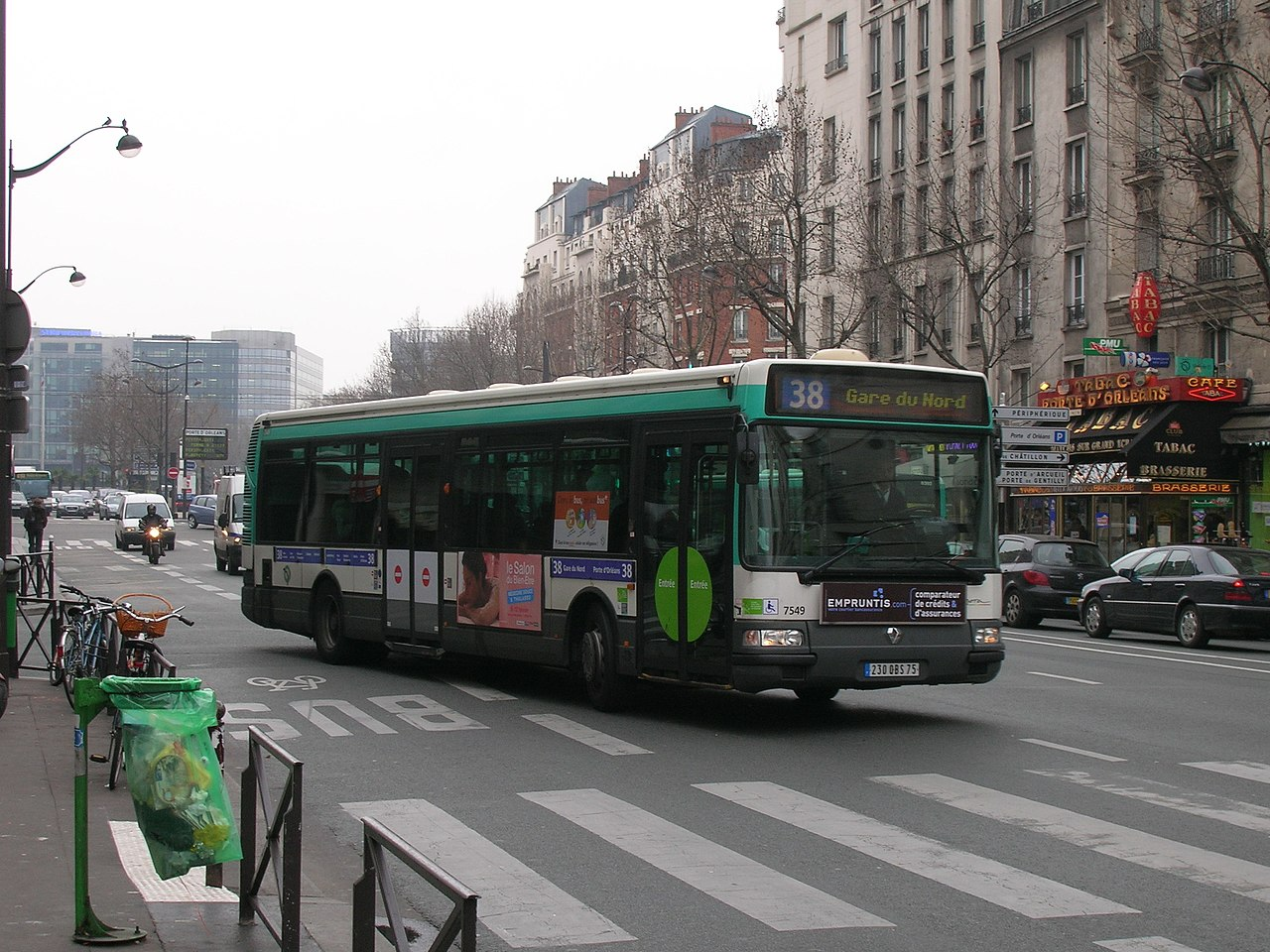 file ratp 38 porte d 39 orl ans jpg wikimedia commons. Black Bedroom Furniture Sets. Home Design Ideas