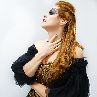 American operatic soprano