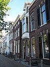 foto van Herenhuis in een Eclectische overgangsstijl met invloeden van de in de bouwtijd in de mode gerakende Art Nouveau