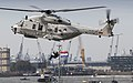 RNLN NH-90 N319 performing at the World Port Days Rotterdam - 30706557978 04.jpg