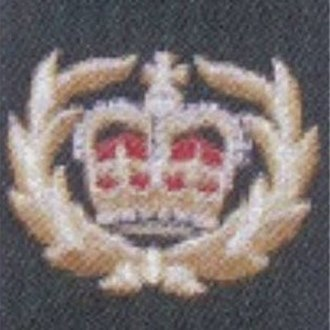 Warrant officer - WO2 badge (phasing out)