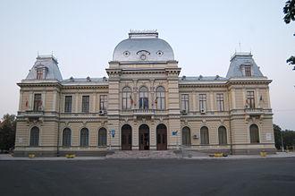 Buzău County - Râmnicu Sărat
