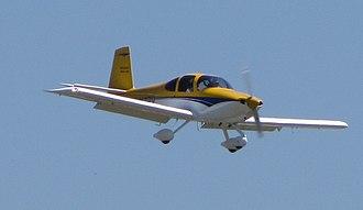 Van's Aircraft RV-10 - Image: RV 10 inflight
