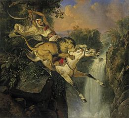 Raden Saleh Last Resort 1842