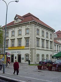 Radvila Palace in Vilnius.jpg