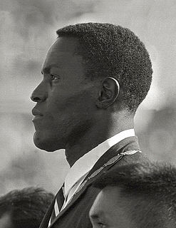 Rafer Johnson American decathlete and actor