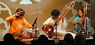 Raga Melodic mode in South Asian music