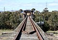 Railway bridge Lachlan River south of Cowra NSW - deck..jpg