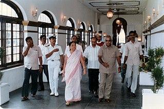 Ram Dulari Sinha Indian politician