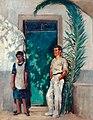 Ranken, William Bruce Ellis; Conversation Piece, Madeira.jpg