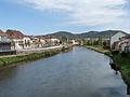 Raon-l'Etape-La Meurthe depuis le pont de l'Union (2).jpg