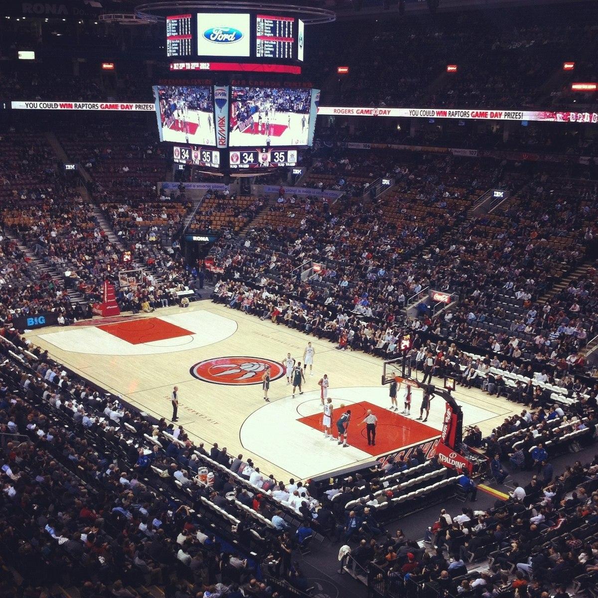Toronto Raptors Wikipedie