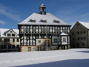 Waltershausen - Town hall