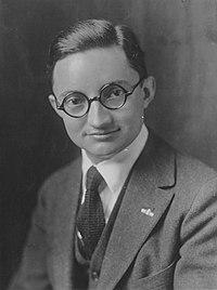 Raymond Oscar Evans, photo by William Shewell Ellis - NARA - 20807344 (cropped).jpg