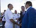 Reception with Ambassador Pyatt Aboard USS ROSS, July 24, 2016 (28505298621).jpg