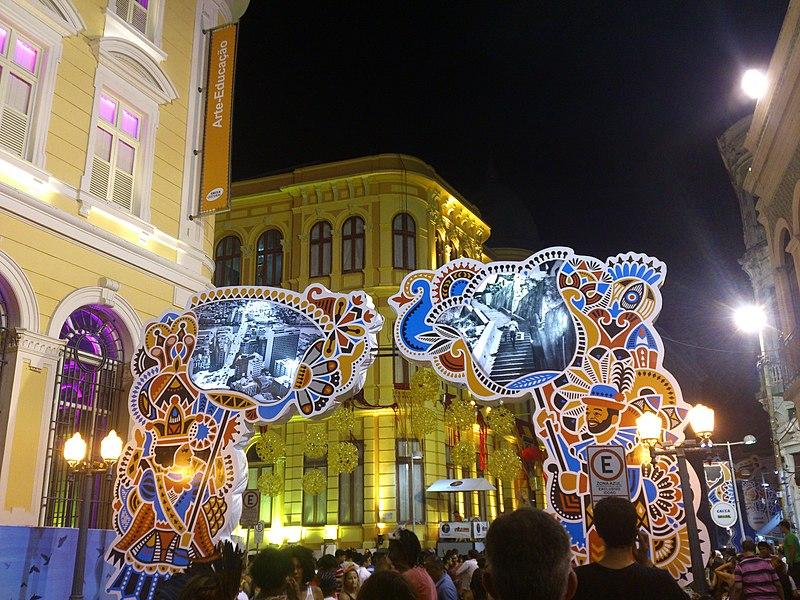 Carnaval em Recife dicas